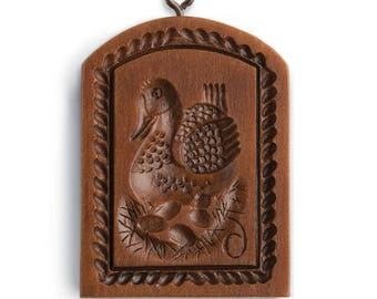 12 Days of Christmas - Sixth Day of Christmas - Six Geese A Laying Cookie Mold