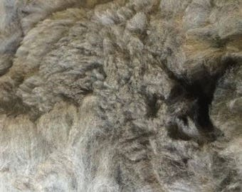 24 oz. Grey Alpaca Prime Blanket Fleece 2016 SALE