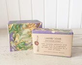Lavender Woods Artisan Soap - Handmade Soap, Coconut Milk and Cocoa Butter Soap