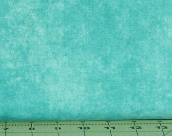 Medium Teal Tone-on-Tone Cotton Quilt Fabric Blender, Row by Row Experience Palette, Maywood Studio Shadow Play, MAS513-QQ3, Fat Quarter