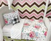 "American Girl 18"" Doll Bedding Set, Modern Farmhouse"