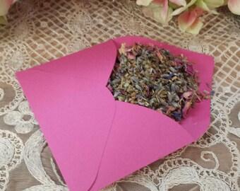3 Love envelopes, Herbal Blend, Spells, White Witch, Spell Craft
