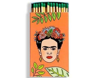 Viva la Vida Frida Kahlo Giant Matchbox