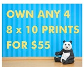 """FALL SALE Own any four 8"""" x 10"""" Stories For Toys print for a special low price."""