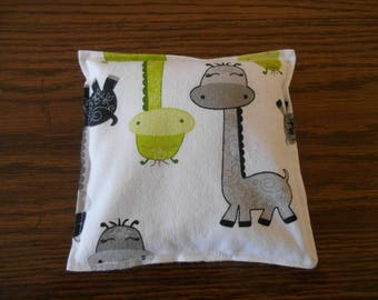 Kids boo boo pack heat pad, cold pack, hot pack, rice heating pad,