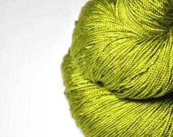 Blooming acorn - Cordonnette Silk Fingering Yarn
