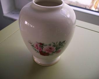 Flowered Vase by Baum Brothers Formalities