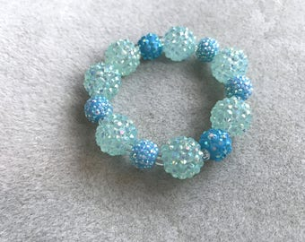 Kids' sparkle bracelet #1