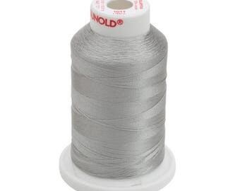 Machine Embroidery Thread Sulky Rayon   1011 Steel Gray