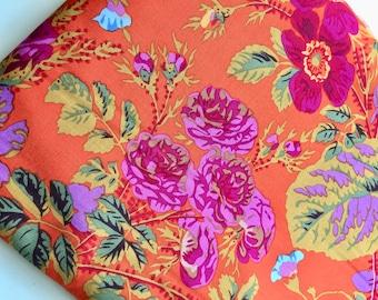 Kaffe Fassett Grandi Floral Fabric, PWPJ053, OOP, HTF, Fat Quarter