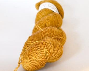 Sock Yarn - Salted Caramel