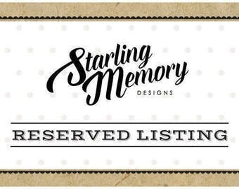 RESERVED for TINA - 2nd Payment - Custom Wix Website Revamp