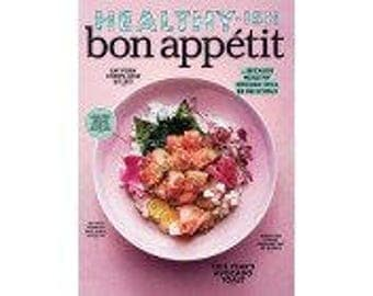 Bon Appetit Magazine One Year Subscription / 11 Issues Magazine Subscription