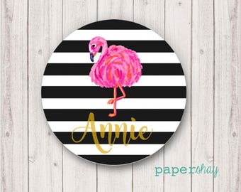 Personalized Melamine Plate, Personalized Plate, Personalized Child's Plate, Personalized Girl's Plate,