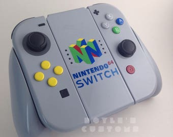 N64 inspired switch controllers made to order