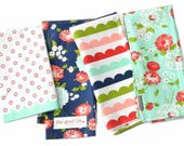 The Good Life Set Of 4 Towels 961 160 designed by Bonnie and Camille for Moda