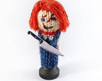 Finger Puppet - Chucky - Child's Play