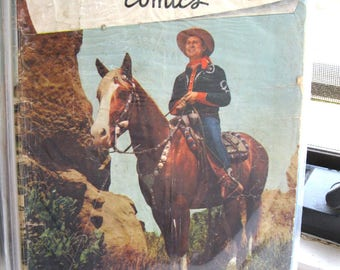 Dell Gene Autry Comics