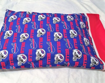 Buffalo Bills Pillow Case