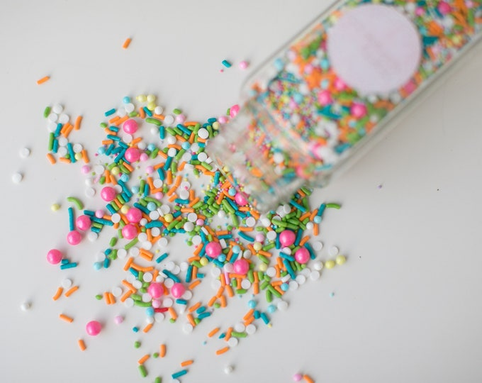 Patio Party Sprinkle Mix