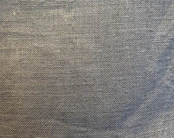 WEATHERED SHINGLE 36 ct. hand-dyed cross stitch linen fabric by R&R Reproductions at thecottageneedle.com count embroidery