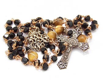 Unbreakable Rosary of The Crowned Ave Maria