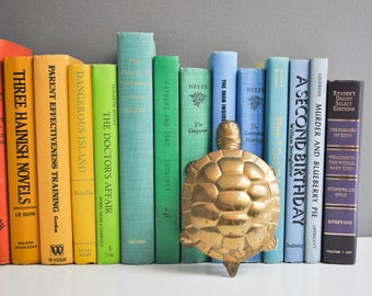 Vintage Brass Turtle Box or Container