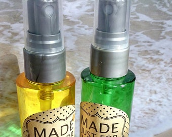 body sprays, health and beauty, set of 2, fragrant spray, body spray, bath and body, body mist, body spray, spray, beauty
