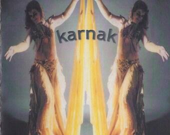 Karnak CD  - sound track from the live music to Hilary Thacker's Egyptian dance  DVD