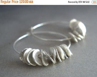 SALE Sterling Silver Hoop Earrings, Small Silver Hoop Earrings, Silver Hoops, Sterling Silver, Sterling Silver Hoops, Silver Hoop Earrings