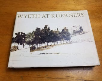 Wyeth At Kuerners ~ 1976