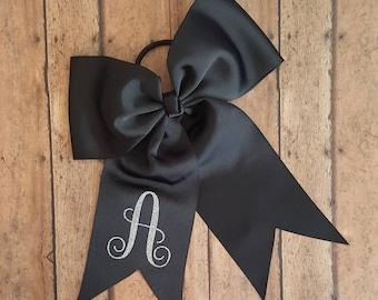 Cheer Bow, School Spirit Bow, Hair Bow, Mascot Bow, Dance Bow, Team Hair Bow, Sports Hair Bow, Monogrammed Bow, Vinyl Bow, Personalized Bow