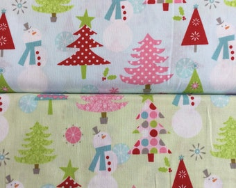 Riley Blake Christmas Basics  C890 by the half metre