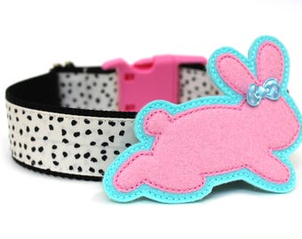 Easter Bunny Dog Accessory Easter Dog Collar Add-on