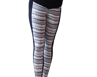 Maternity Leggings over Belly, Black,Dark and Light Grey , Maternity Wear Collection, Expecting a baby