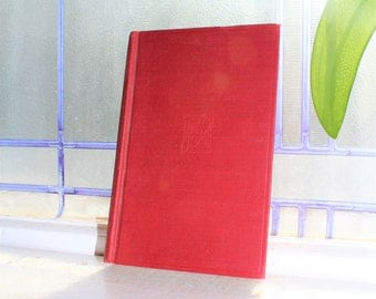 Vintage 1933 Book The Odyssey Of Homer