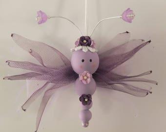 Cute Fairy Bug 'Lilac'