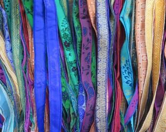 SALE! 15 Bracelet Ribbons, W302