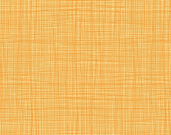 Linea - Linea in Sunshine - Makower UK for Andover Fabrics - TP-1525-Y3 - 1/2 yd