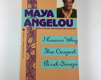 I Know Why the Caged Bird Sings by Maya Angelou, Paperback, 1993