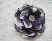 This is a Custom Lapel Pin Boutonniere Order for Crystal
