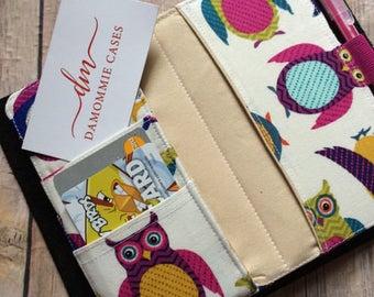 TN Passport Pocket A6  Wallet Insert Wallet made to Order