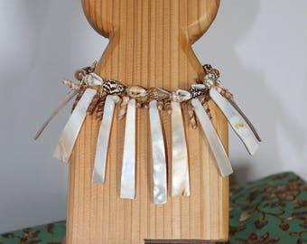 She Sells Sea Shell Bracelet