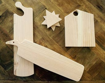 Chopping Boards & Coasters