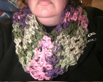 Infinity scarf or cowl