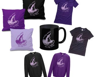 SOMETHING WICKED Gift Bundles - Mug, T-Shirt, Jumper, Cushion Cover
