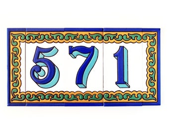 Rustic number for house, Customized number for house, Modern number for house, Number for house, Modern number plaque, Rustic number plaque