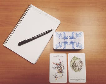 Tarot + Oracle Reading - Full Read and Image