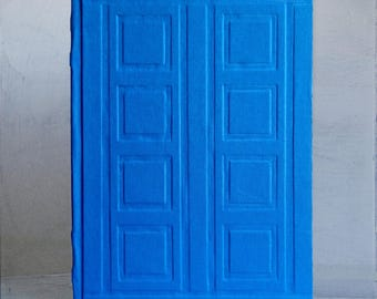 TARDIS Wedding Guestbook SPECIAL, River Song, Book of Spoilers, Doctor Who, Wedding Album, Handmade, LARGE