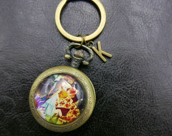 Alice's Adventures in Wonderland Pocket Watch